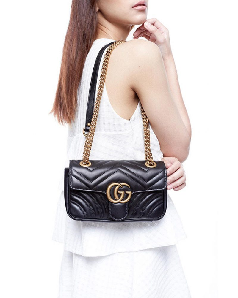002ef9e28 GG Marmont Matelasse Mini Bag – Thesocialbags
